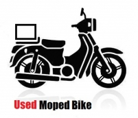 Moped Used Bike