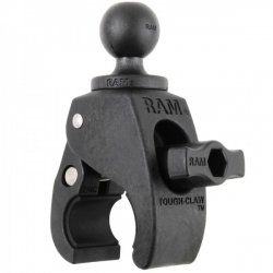 "RAM Small Tough-Claw with 1"" Diameter Rubber Ball"