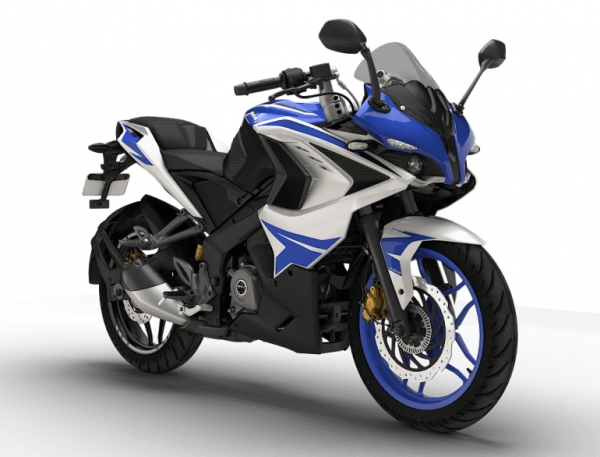 Modenas Bajaj Pulsar RS200 - New Model