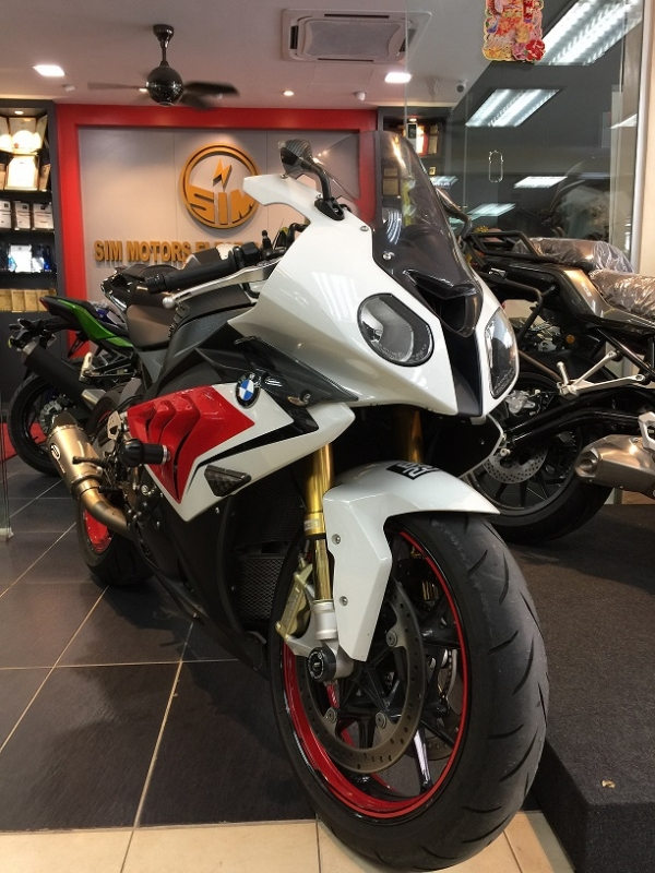 USED BMW S 1000 RR