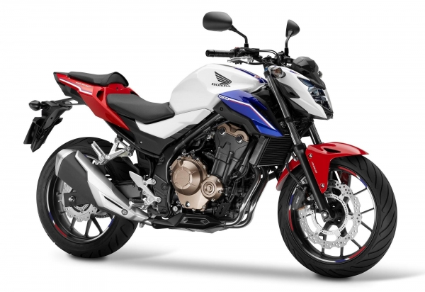 HONDA CB500F - ABS - Model 2016
