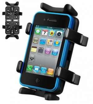 RAM Universal Finger-Grip™ Phone/Radio Holder