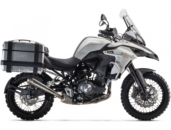 Benelli TRK 502 SP (2 Side Box)