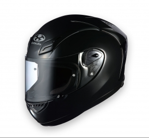 Kabuto FF-5V - Black Metallic