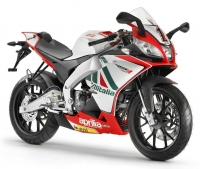 Aprilia RS4 125 - Alitalia Edition
